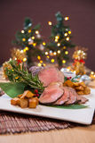 Κοιλιά χοιρινού κρέατος ψητού στοκ εικόνα με δικαίωμα ελεύθερης χρήσης