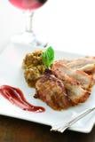 Κοιλιές χοιρινού κρέατος Στοκ εικόνα με δικαίωμα ελεύθερης χρήσης