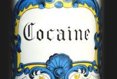 κοκαΐνη Στοκ φωτογραφία με δικαίωμα ελεύθερης χρήσης