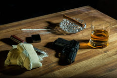 κοκαΐνη στοκ φωτογραφίες