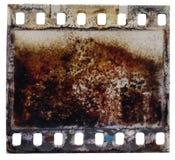 Κοκκιώδης σύσταση λουρίδων ταινιών διανυσματική απεικόνιση