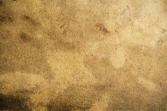 Κοκκώδης σύσταση του παλαιού δέρματος Στοκ Εικόνες