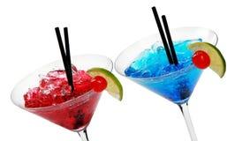κοκτέιλ δύο αλκοόλης Στοκ Φωτογραφίες