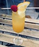 Κοκτέιλ Mimosa στοκ εικόνα με δικαίωμα ελεύθερης χρήσης