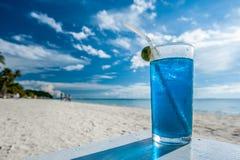 Κοκτέιλ στην παραλία Boracay, Φιλιππίνες Στοκ φωτογραφία με δικαίωμα ελεύθερης χρήσης