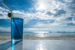 Κοκτέιλ στην παραλία Boracay Στοκ φωτογραφία με δικαίωμα ελεύθερης χρήσης