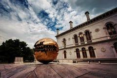 Κολλέγιο Δουβλίνο, Ιρλανδία τριάδας Στοκ Εικόνα