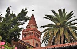 Κολλέγιο Flagler στο ST Augustine, Φλώριδα Στοκ εικόνα με δικαίωμα ελεύθερης χρήσης