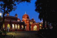 Κολλέγιο Taluqdars ` Colvin, Lucknow Στοκ φωτογραφίες με δικαίωμα ελεύθερης χρήσης