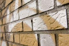 κολλημένος τοίχος Στοκ Φωτογραφία