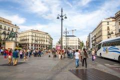 ΚΟΛΛΟΕΙΔΕΣ ΔΙΆΛΥΜΑ Μαδρίτη Ισπανία Στοκ Εικόνες