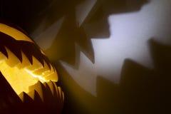 κολοκύθα αποκριών Στοκ φωτογραφίες με δικαίωμα ελεύθερης χρήσης
