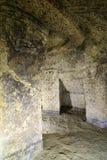 Κολομβία, αρχαίος τάφος σε Tierradentro Στοκ Φωτογραφία