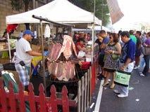 Κολομβιανή στάση τροφίμων Στοκ φωτογραφία με δικαίωμα ελεύθερης χρήσης