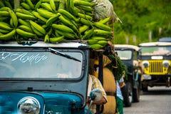Κολομβιανό αυτοκίνητο Tipyc Στοκ φωτογραφίες με δικαίωμα ελεύθερης χρήσης