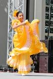 κολομβιανό κορίτσι Στοκ Εικόνα
