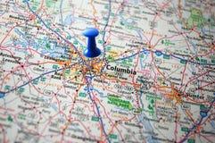 Κολούμπια, νότια Καρολίνα στοκ φωτογραφίες