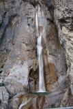 Κολπίσκος γυναικών καταρρακτών του ανατολικού Τυρόλου Frauenbach Wasserfall στοκ φωτογραφία με δικαίωμα ελεύθερης χρήσης
