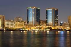 Κολπίσκος του Ντουμπάι Στοκ Φωτογραφίες