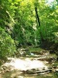Κολπίσκος Ursvy στα βουνά στοκ φωτογραφία με δικαίωμα ελεύθερης χρήσης