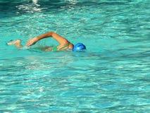 κολυμβητής Στοκ φωτογραφία με δικαίωμα ελεύθερης χρήσης