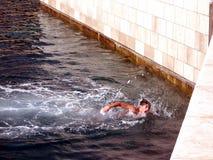 κολυμπήστε Στοκ φωτογραφία με δικαίωμα ελεύθερης χρήσης