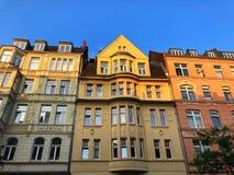 Κολωνία, ιστορική αρχιτεκτονική Στοκ Εικόνες
