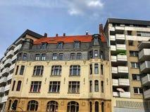 Κολωνία, ιστορική αρχιτεκτονική Στοκ φωτογραφία με δικαίωμα ελεύθερης χρήσης