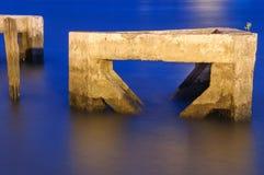 Κολόβωμα στον ποταμό Στοκ Φωτογραφίες