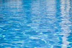 κολύμβηση λιμνών ανασκόπησης Στοκ Φωτογραφία