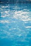 κολύμβηση λιμνών Στοκ Εικόνα