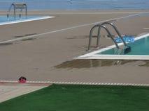 κολύμβηση λιμνών Στοκ εικόνες με δικαίωμα ελεύθερης χρήσης
