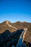 Κομητεία Luanping, Σινικό Τείχος Hebei Jinshanling Στοκ εικόνα με δικαίωμα ελεύθερης χρήσης