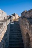 Κομητεία Luanping, Σινικό Τείχος Hebei Jinshanling Στοκ εικόνες με δικαίωμα ελεύθερης χρήσης