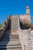 Κομητεία Luanping, Σινικό Τείχος Hebei Jinshanling Στοκ φωτογραφίες με δικαίωμα ελεύθερης χρήσης