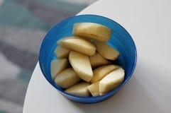 Κομμάτια της Apple Στοκ Εικόνες