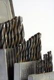 Κομμάτια τρυπανιών στοκ φωτογραφία με δικαίωμα ελεύθερης χρήσης