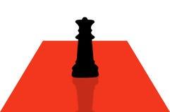 κομμάτια 1 σκακιού απεικόνιση αποθεμάτων
