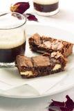 Brownies Στοκ Εικόνες