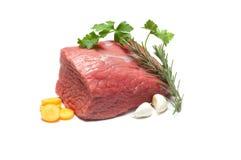 κομμάτι βόειου κρέατος Στοκ φωτογραφία με δικαίωμα ελεύθερης χρήσης
