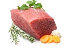 κομμάτι βόειου κρέατος Στοκ Εικόνες