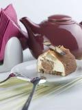 κομμάτι κέικ Στοκ φωτογραφίες με δικαίωμα ελεύθερης χρήσης