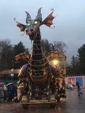 Κομμάτι παρελάσεων της Disney Στοκ φωτογραφία με δικαίωμα ελεύθερης χρήσης