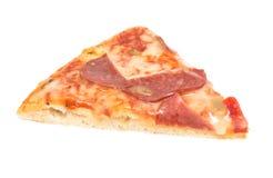 Κομμάτι της πίτσας Στοκ εικόνες με δικαίωμα ελεύθερης χρήσης