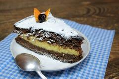 Κομμάτι του κέικ Στοκ εικόνες με δικαίωμα ελεύθερης χρήσης