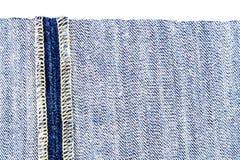 Κομμάτι του υφάσματος τζιν παντελόνι στοκ εικόνα με δικαίωμα ελεύθερης χρήσης
