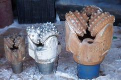 Κομμάτι τρυπανιών Στοκ Εικόνες