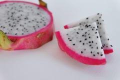 Κομμάτι φρούτων δράκων Στοκ εικόνα με δικαίωμα ελεύθερης χρήσης