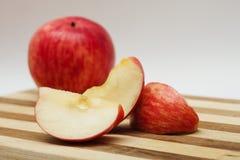 Κομμάτι φ της Apple Στοκ Φωτογραφίες