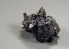 Κομμάτι Lanthanium στοκ φωτογραφίες με δικαίωμα ελεύθερης χρήσης